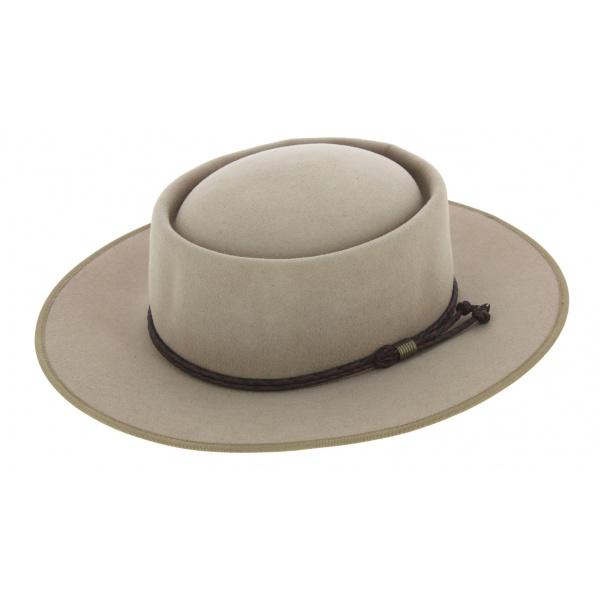 Chapeau feutre poil Pastoralist - Akubra