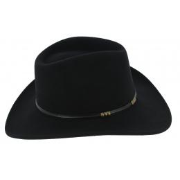 Western Hat Vitafelt BUFFALO Black Stetson