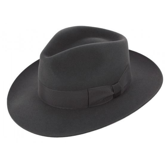 Hat Felt rabbit large brim