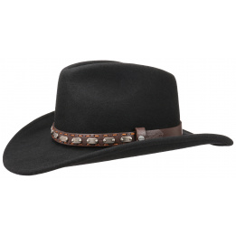 mode de premier ordre site réputé grandes variétés chapeau stetson sanger - boutique western Stetson