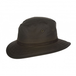 Chapeau de pluie NewZealand marron