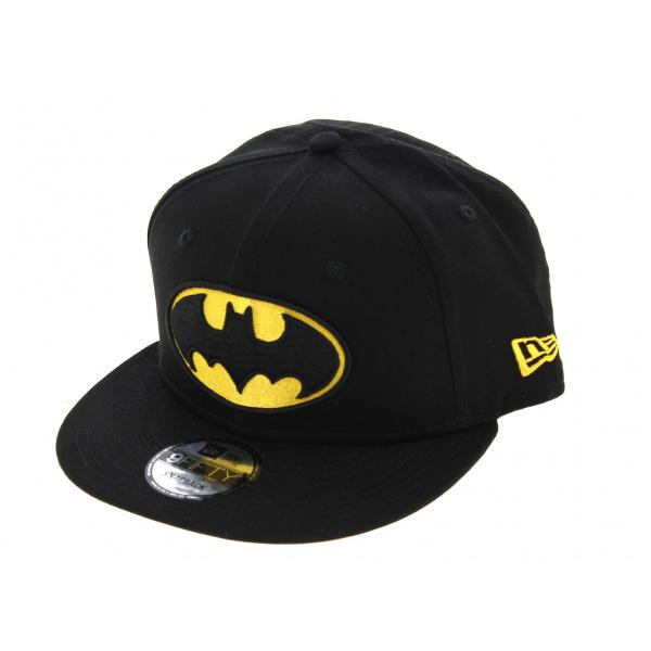Casquette Baseball Hero Batman Coton - New Era