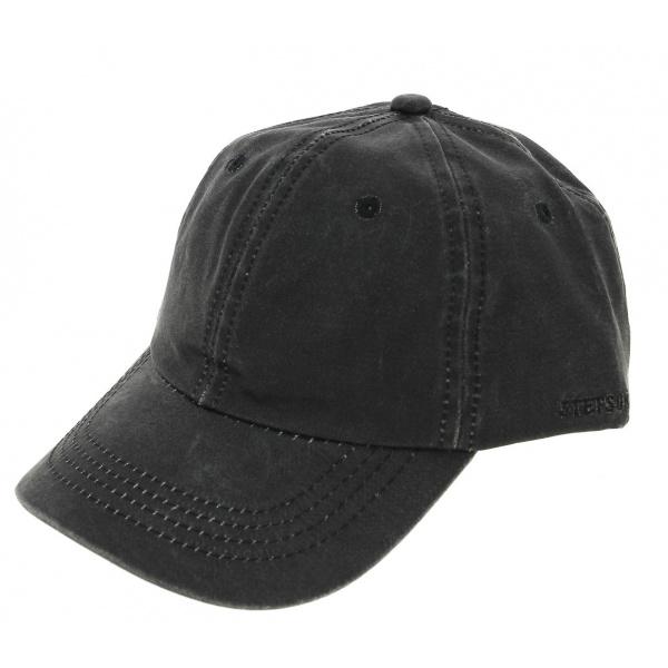 Statesboro Black Stetson Cap