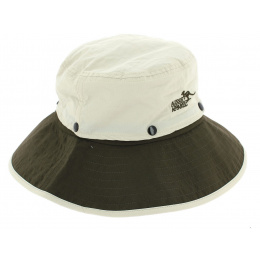 Chapeau Bob Jungle Anti-Uv Nylon Bicolore - Aussie Apparel