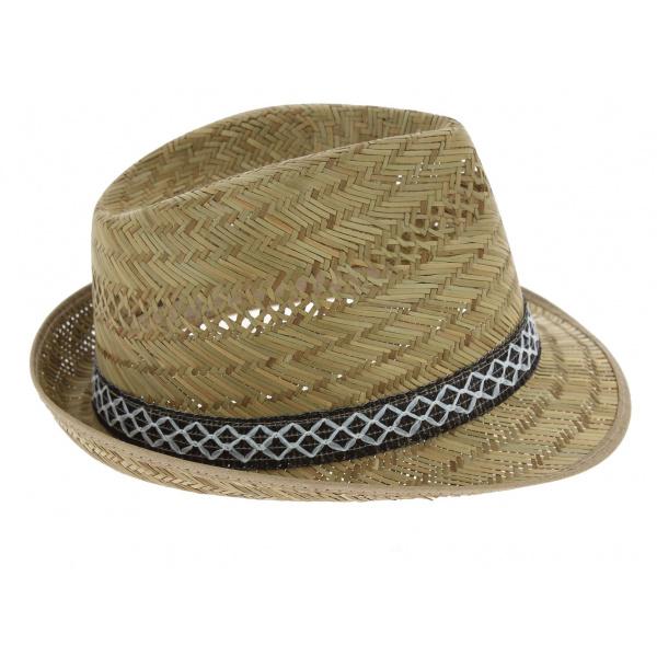 A - Raguse - chapeau de paille