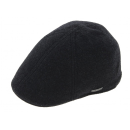 Casquette Texas Wool Gatsby Anthracite - Stetson