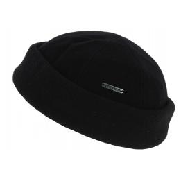 Bonnet Sparr II Laine & Cachemire Noir - Stetson
