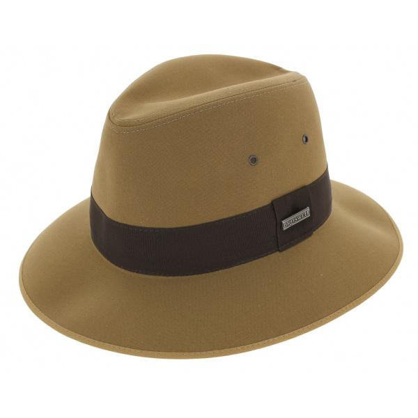 ac878e95b4bb6 Safari hat Indiana Jones - Shaped fabric par Broswell