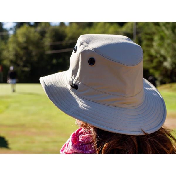 Le chapeau Tilley LT5B Taupe poids plume