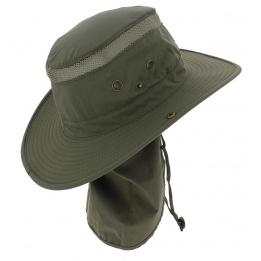 Bermudes Hat Neck Cover Olive