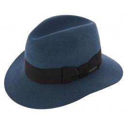 Traveller Fury Felt Hat Blue Hair - Stetson