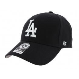 Casquette Baseball Strapback LA Laine Noir - 47 Brand