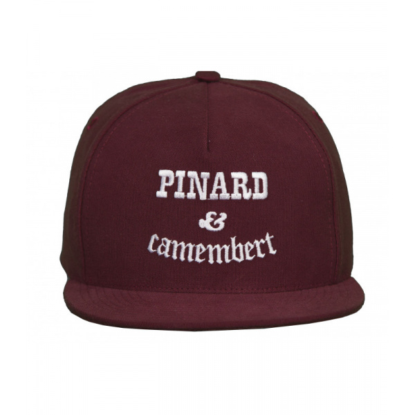 Casquette Pinard & Camembert  Snapback