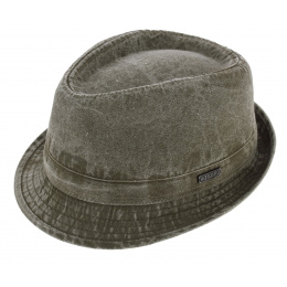 Hat Small edge - Beige Ribas
