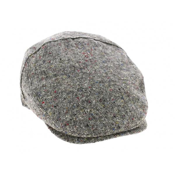 Flat Cap Tirreno Grey- Traclet