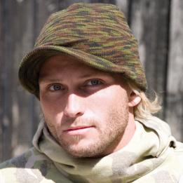 Bonnet casquette Camouflage - TRACLET