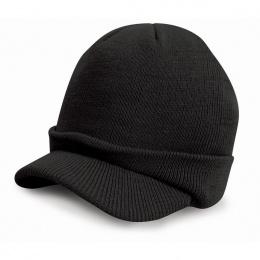 Bonnet casquette holdtein Haiku noir