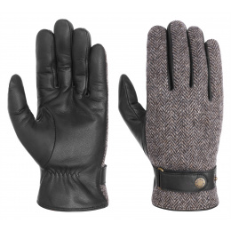 Glove leather for men