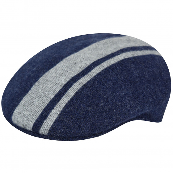 Cap 504 marine stripe code cap