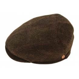 Jenson domed cap - mayser