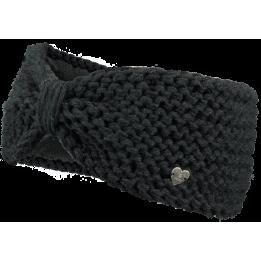 Bandeau Ginger headband noir