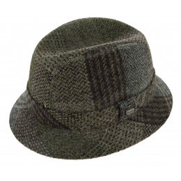 English Bob Jeffrey Laine Harris Tweed - Crambes