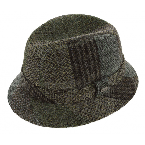 Jeffrey English Bob Harris Tweed Wool - Crambes