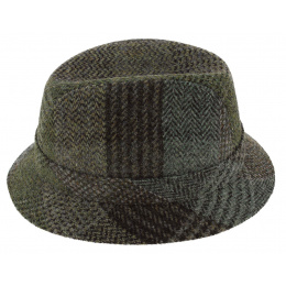 Jeffrey English Bob Harris Tweed Wool - Crambes