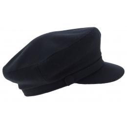 Taglia Wool Navy Cap - Traclet