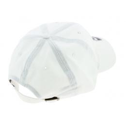 Strapback CleanUp Cotton Cap White - 47 Brand