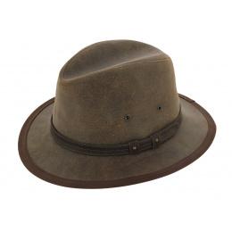 Gambo Chapeau cuir