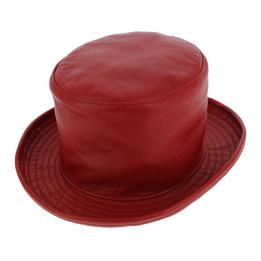 Hat Slash - High leather hat