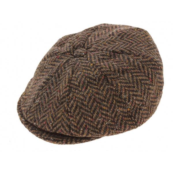 Casquette Londonderry Laine Chevrons - Hanna Hats
