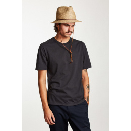 Traveller Hat Levon Straw Raffia Natural - Brixton