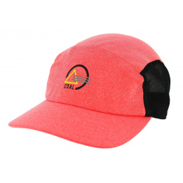 Casquette Strapback The Swift Corail - Coal