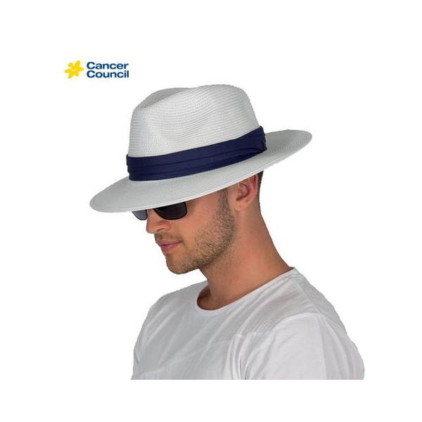 Chapeau Fédora Gentleman Marron - Rigon Headwear