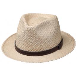Carpino Raphia Casual Hat