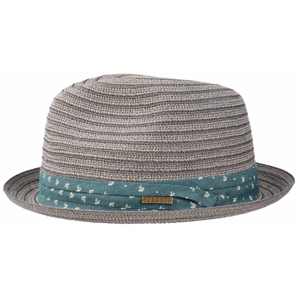Hat THAITI DENIM-MARRONE