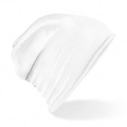 Bonnet de nuit classique blanc