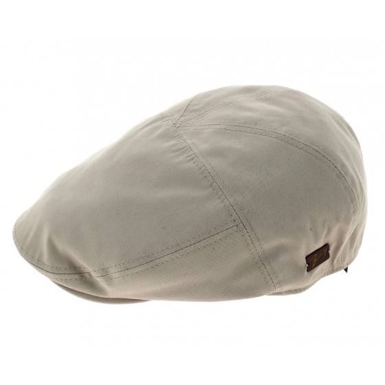 Casquette Plate Graham Beige- Bailey