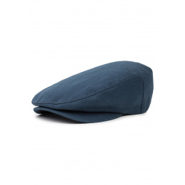 Casquette barrel washed navy brixton