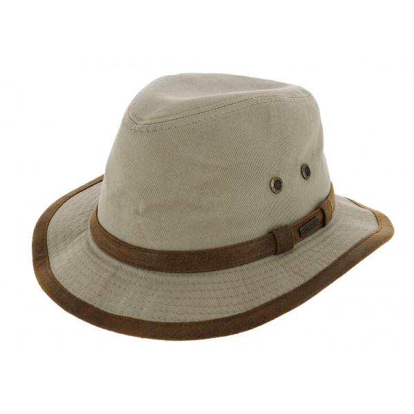 Chapeau rayburn beige