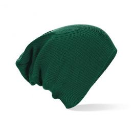 Bonnet Oversize Acrylique Noir - Beechfield