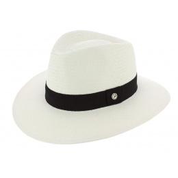 Chapeau Traveller Libertad Panama Blanc - Traclet