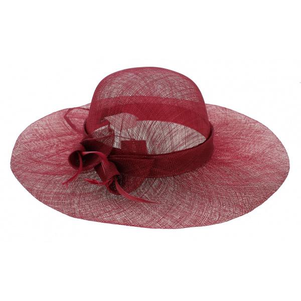 Chapeau de Cérémonie Ginny - Traclet