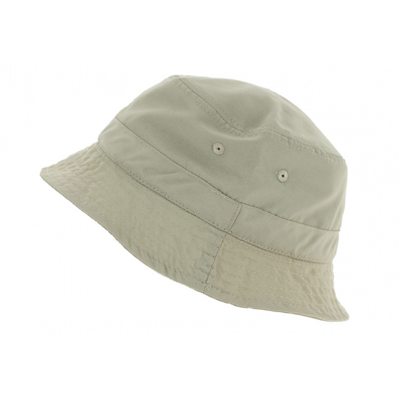 Death Valley Polyester Beige UV Protection Bob - Traclet