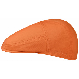 Casquette Paradise cotton Orange Stetson