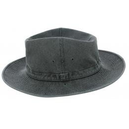 Camargue hat PAMPA - Black
