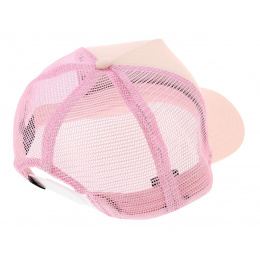 Casquette Poplar Trucker Blush Rose - King Apparel