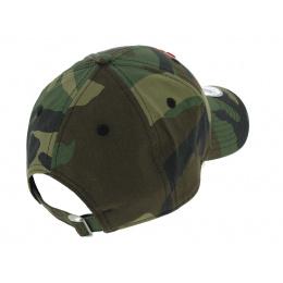Boston Red Sox Baseball Cap Camouflage - New Era
